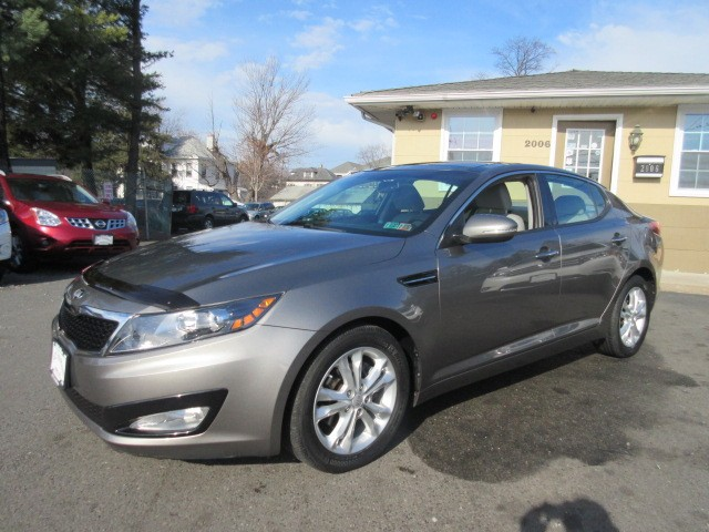 2013 Kia Optima EX/LEATHER/REAR VIEW CAMERA/PANORAMIC ROOF/WHEELS