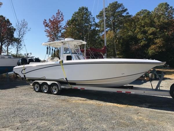 Fountain 34 Center Console Boats For Sale
