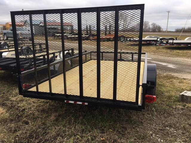 2016  Carry-On Trailers  6X12GW