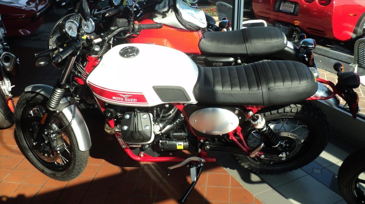 Prova Moto Guzzi V7 Stornello - Prove - Moto.it