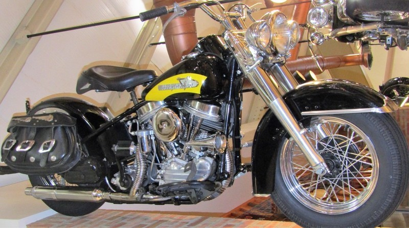 1956 Harley Motorcycles for sale