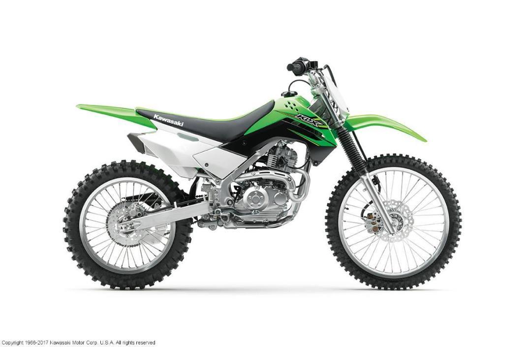 2017 Kawasaki KLX 140 G