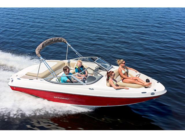 2016 STINGRAY Sport Boat 188LX