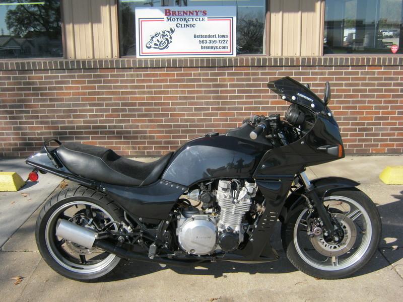 1984 Kawasaki GPZ1100