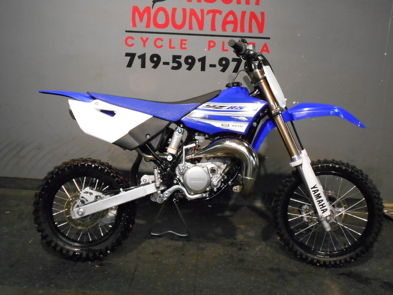 Yamaha yz 85 motorcycles for sale in colorado for Yamaha yz85 top speed