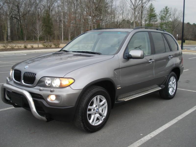 2004 BMW X5 X5 4dr AWD 3.0i