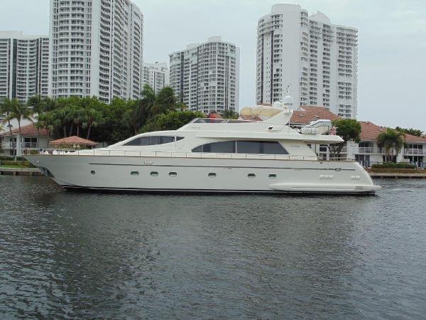 2003 Falcon Azimut Sunseeker 86 Motor Yacht