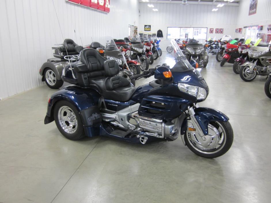 2007 Motor Trike GL 1800 Spyder