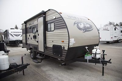 2017 Wolf Pup 18 TO Travel Trailer RV