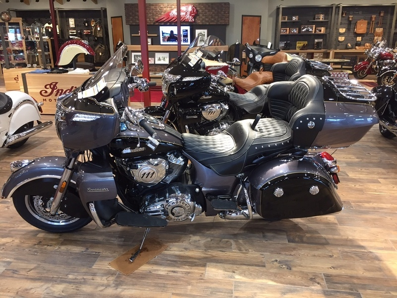 327915d6538 Indian Roadmaster Steel Gray Over Thunder Black motorcycles for sale ...
