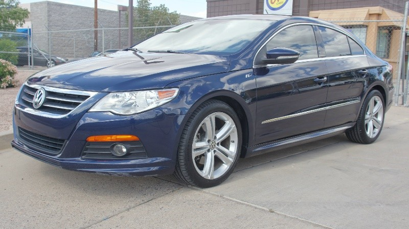 2012 Volkswagen CC R-Line, 2.0 Turbo, No Accidents
