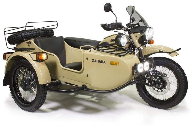 2016 Ural Motorcycles Sahara