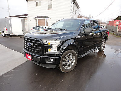 Ford: F-150 XLT 2016 FORD F-150 FX4