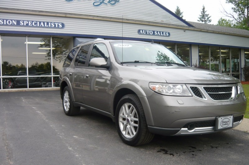 saab 9 7x cars for sale in vermont. Black Bedroom Furniture Sets. Home Design Ideas