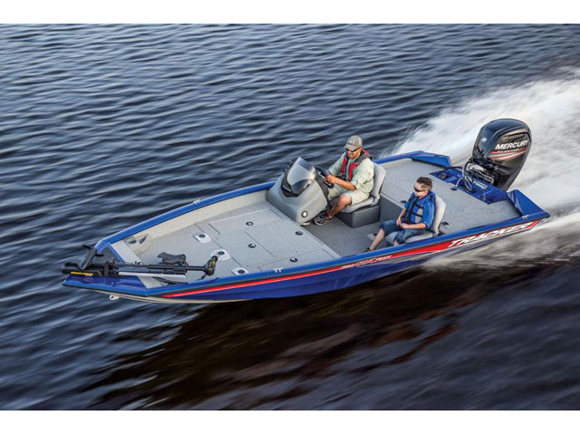 2017 TRACKER BOATS PRO TEAM 175 TF
