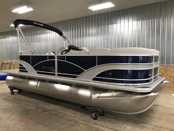 2017 Sylvan 8520 Cruise LZ