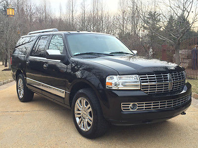 2010 Lincoln Navigator 62k low mile free shipping warranty finance luxury 4x4 loaded cheap clean carfax