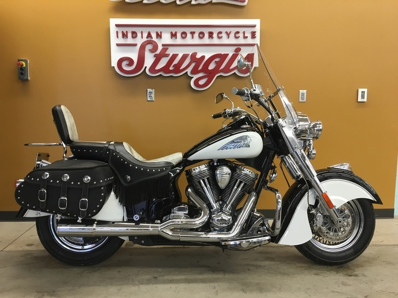 2009 Indian Chief Roadmasters