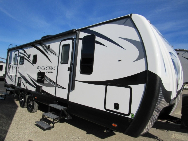 2017 Outdoors RV Black Stone 250RDS Mountain Series