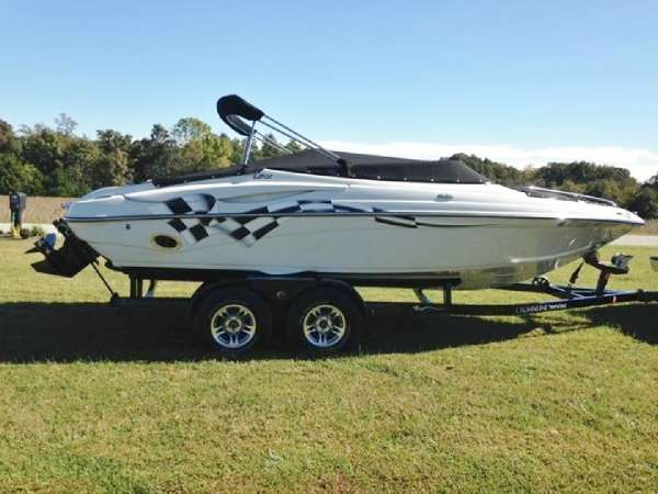 2008 Crownline 21 SS LPX