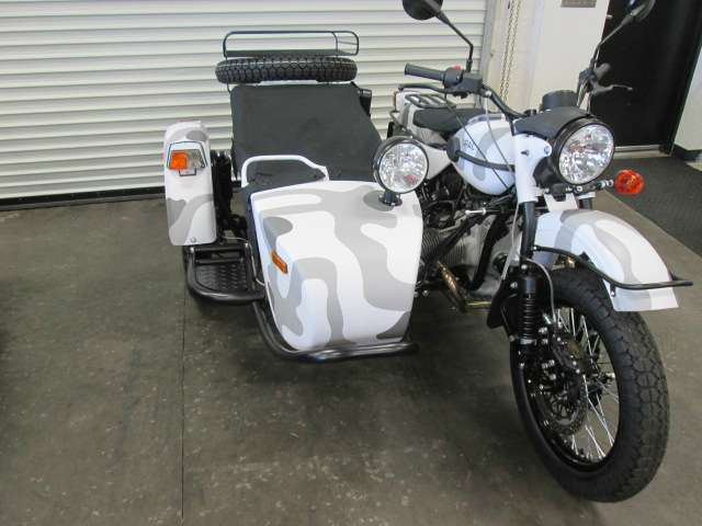 2015 Ural Motorcycles Gear-Up
