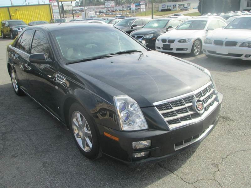 2009 Cadillac STS V6 Luxury 4dr Sedan