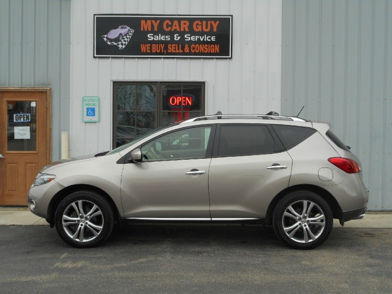 2010 Nissan Murano FWD 4dr LE