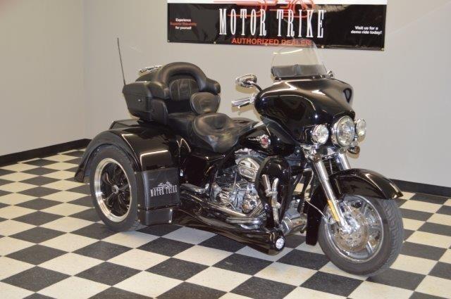 2006 Motor Trike Conversion Harley- Davidson CVO