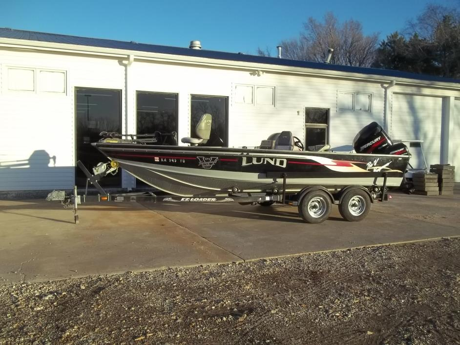 Lund 2025 Pro V boats for sale