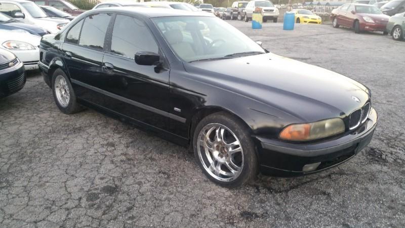 1999 BMW 5 Series 528IA Auto