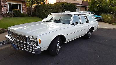 1979 Chevrolet Impala Standard 1979 Chevrolet Impala Station Wagon