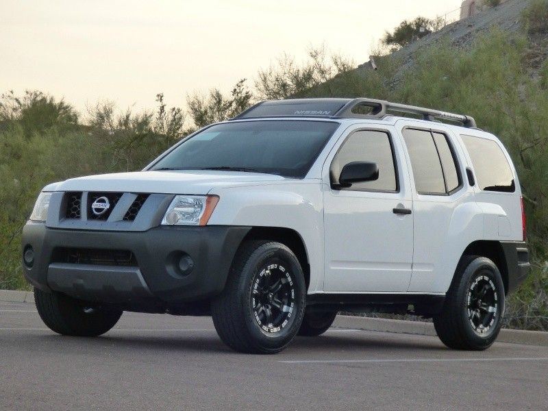 nissan xterra cars for sale in phoenix arizona. Black Bedroom Furniture Sets. Home Design Ideas