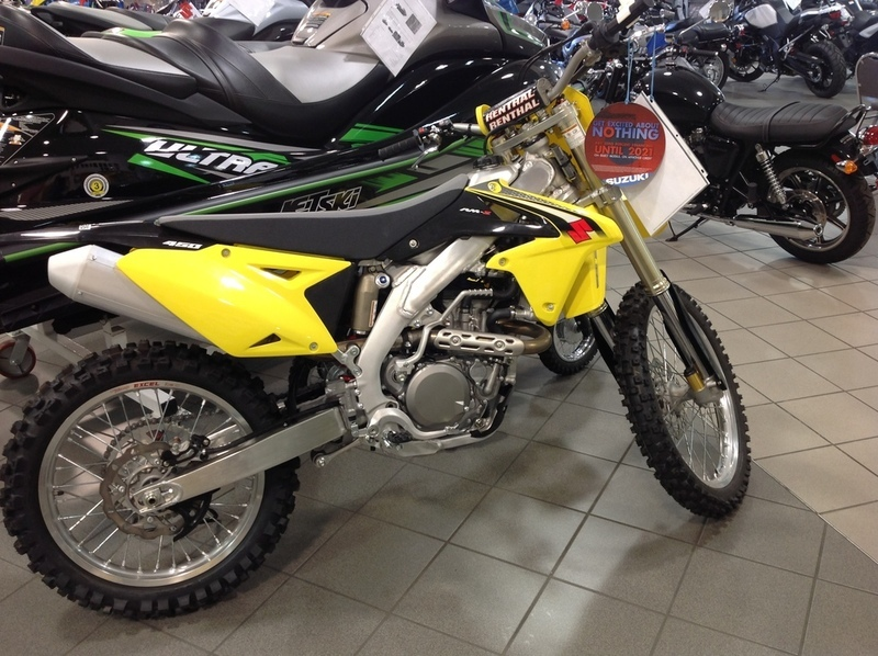 suzuki rm z 450 motorcycles for sale in iowa. Black Bedroom Furniture Sets. Home Design Ideas