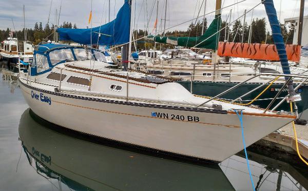 1976 Islander Yachts Sloop