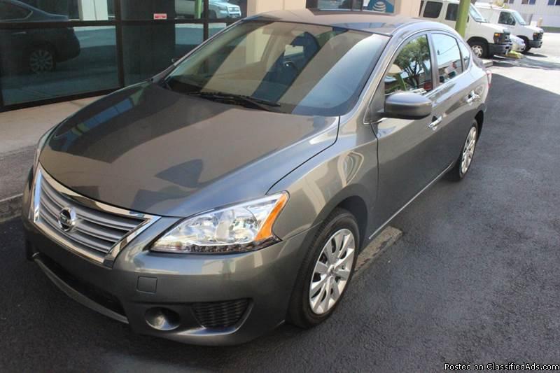 2015 Nissan Sentra (#3596)