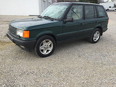 1998 Land Rover Range Rover HSE 1998 Land Rover Range Rover HSE 151K