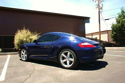 2006 Porsche Cayman S Hatchback 2-Door 2006 Porsche Cayman S, rare color, 1 owner, all records, Boxster, BMW, Mercedes