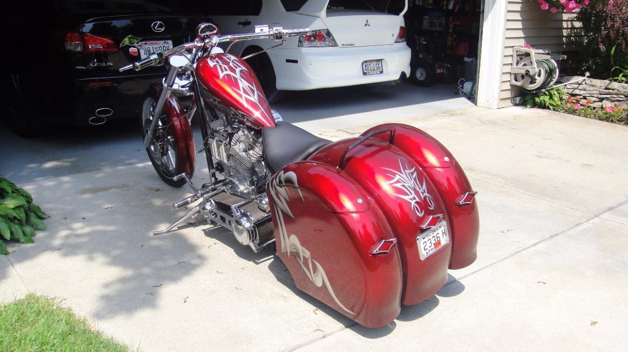 2010 Custom CHOPPER