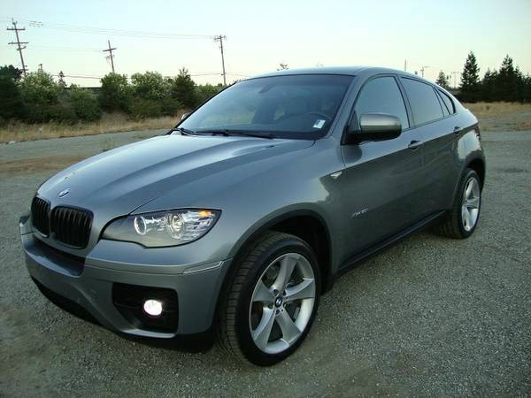 2008 BMW X6 AWD 4dr xDrive5.0i