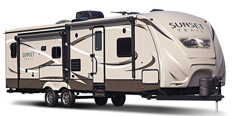 2017 Crossroads Sunset Trail Super Lite SS264BH
