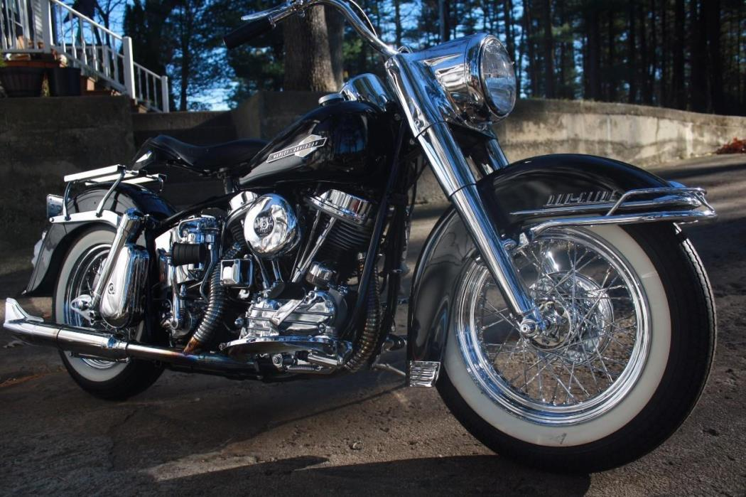 1963 Harley Panhead Motorcycles for sale