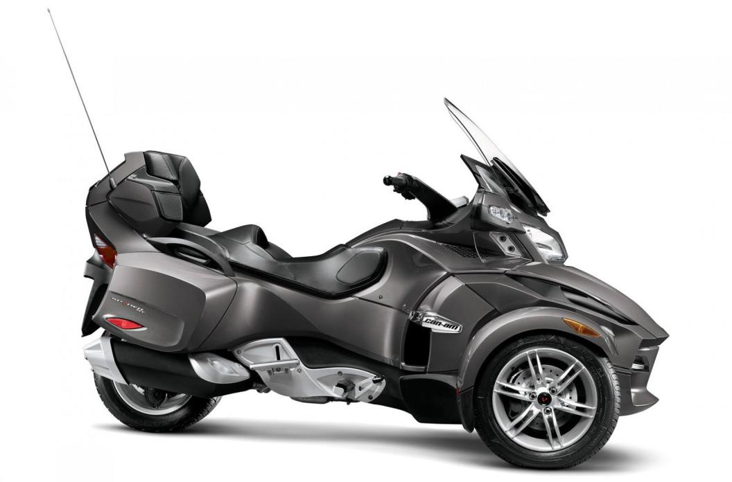 2012 Can-Am Spyder RT Roadster