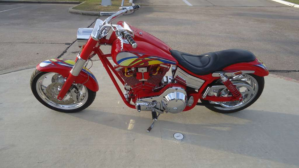 2003 Custom Coyote Chopper