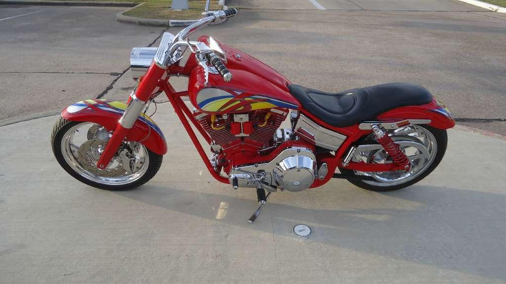 2003 Custom Coyote Chopper