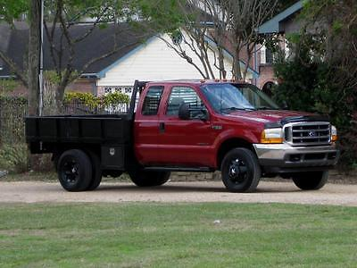 2001 Ford F-350 XLT F350 SUPER CAB (XLT) LOW MILEAGE! 7.3L DIESEL 4X4. 1 OWNER... 6 SPEED MANUAL