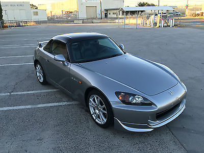 2004 Honda S2000 s2000 2004 Honda S2000 11k miles Red/Black interior OEM Hard TOP Mint shape