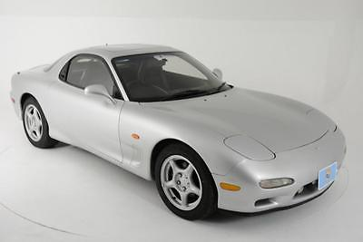 1992 Mazda RX-7 Twin Turbo 1987 Mazda RX7 Twin Turbo 36,200 Miles Silver Coupe 1.3L Twin Turbo