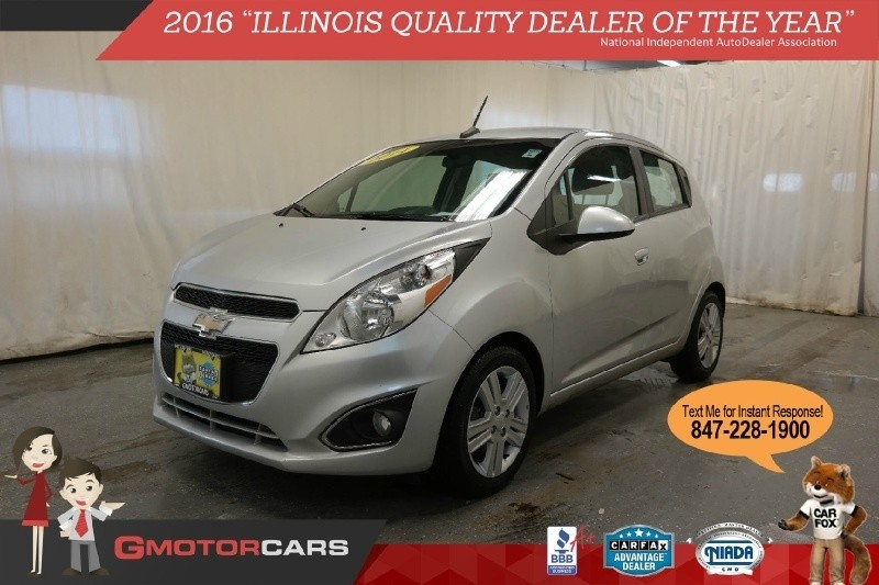 2014 Chevrolet Spark LS One Owner/Clean CarFax - GMotorcars