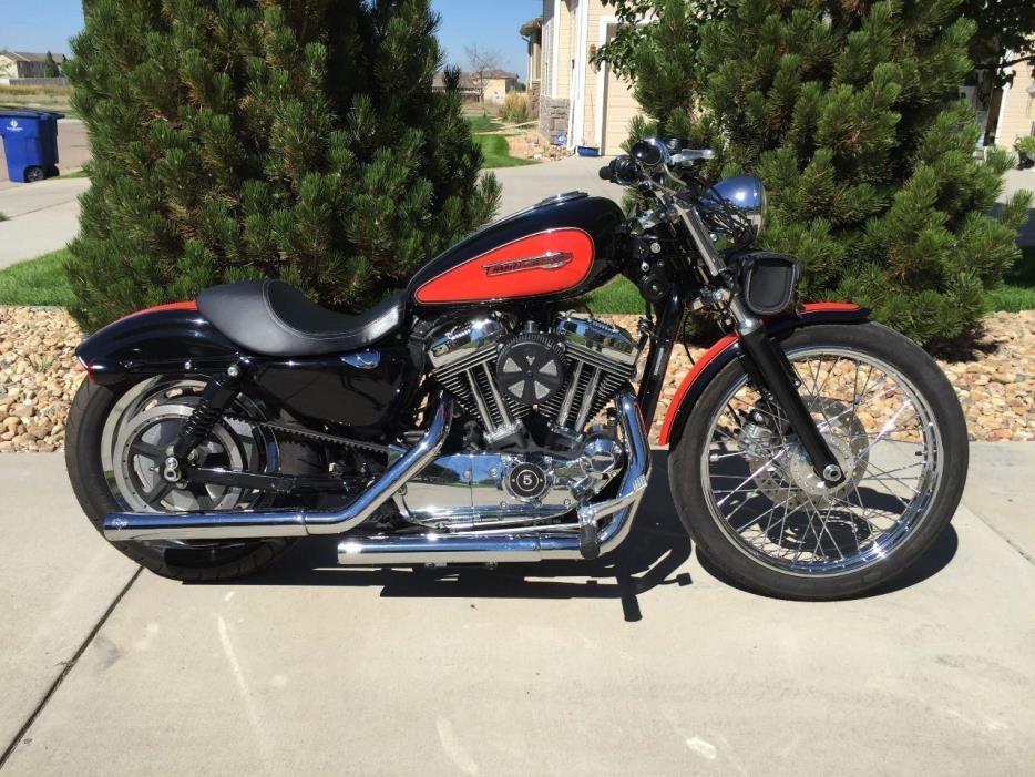 harley davidson sportster 1200 custom motorcycles for sale. Black Bedroom Furniture Sets. Home Design Ideas