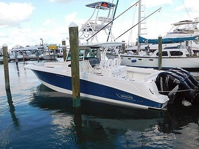2013 Boston Whaler 370 Outrage $592k+MSRP! LOADED with Options! Immaculate! WOW!